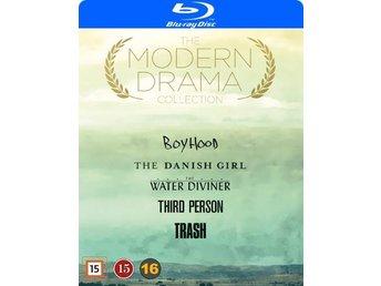 Modern drama collection (5Blu-ray) - Nossebro - Modern drama collection (5Blu-ray) - Nossebro