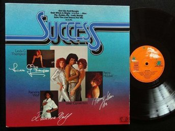 SILVER CONVENTION – Success / Vinyl LP Germany '76