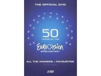 Congratulations: 50 Years Eurovision...-DVD, EJ CD, INPLAST