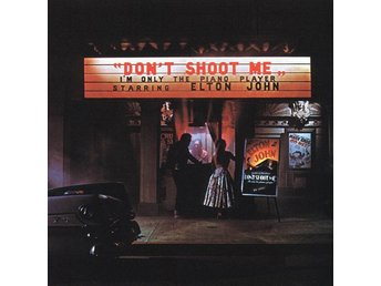 LP Elton John Don´t shoot me, I´m only the piano player