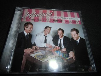 Ernie Haase & Signature Sound - Influenced - CD - 2008 - Ny