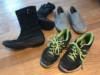 fodrade nike skor