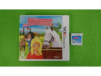The Withakers Present Milton & Friends 3D Nintendo 3DS