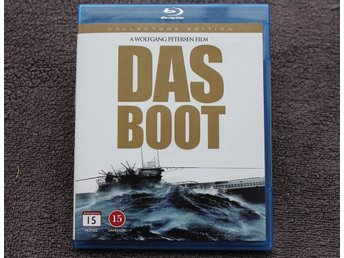 DAS BOOT COLLECTORS EDITION   BLU-RAY