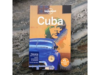 Lonely Planet reseguide Cuba
