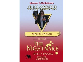 Cooper Alice: Welcome to my nightmare (DVD)