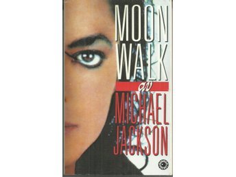 MOON WALK av Michael Jackson i pocket på svenaks.