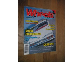 Wheels Magazine - Nr 6 - 1995