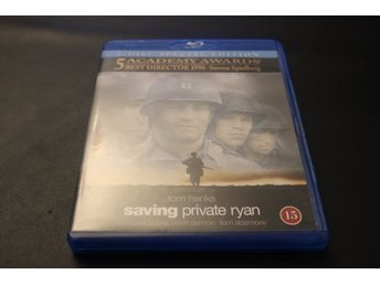 Bluray-film: Saving Private Ryan (2-disc)