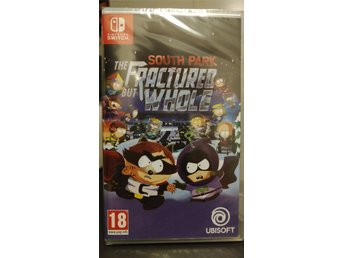 INPLASTAT - South Park The Fractured But Whole Nintendo Switch