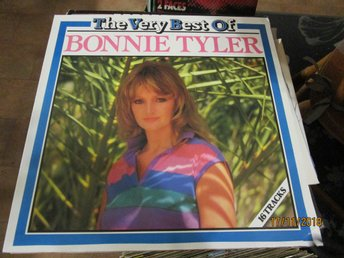 THE VERY BEST OF BONNIE TYLER - LP