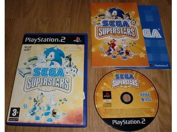 PS2: Sega Superstars ★