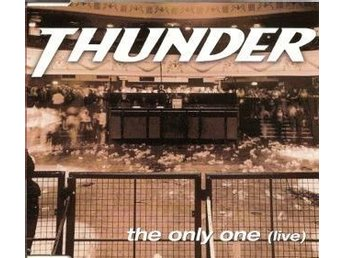 THUNDER - The Only One (Live) , CDEP 1998 , ,