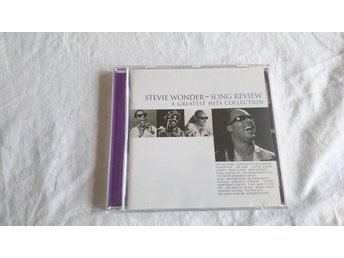 Stevie Wonder - Song Review. A Greatest Hits Collection