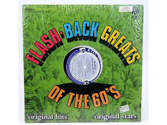 Flash-Back Greats Of The 60's TU 229 LP 1972