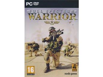 Full Spectrum Warriors (PC) - Nossebro - Full Spectrum Warriors (PC) - Nossebro