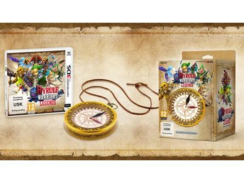 Hyrule Warriors Legends - Limited Edition - Nintendo 3DS