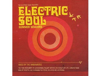 Various – Electric Soul : Summer Sessions (2013) CD, Mixed, Electric Chair, New - Ekerö - Various – Electric Soul : Summer Sessions (2013) CD, Mixed, Electric Chair, New - Ekerö