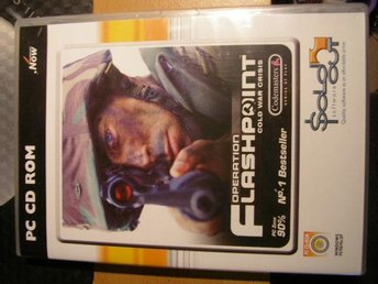 PC-spel Operation Flashpoint Cold war crisis