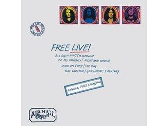 Free: Free Live! 1971 (Rem) (CD) - Nossebro - Free: Free Live! 1971 (Rem) (CD) - Nossebro