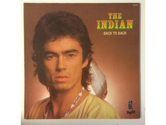 THE INDIAN - BACK TO BACK. (LP)
