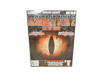 The Completely Unauthorized Resident Evil 2 Perfect Guide (Engelsk)
