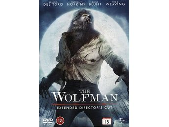 The Wolfman - Extended Director's Cut (Benicio Del Toro, Anthony Hopkins)