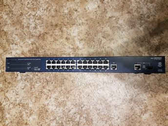 Netgear ProSafe FS726T Smart Switch