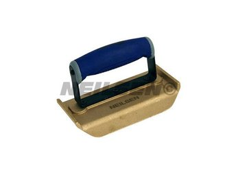 Edging Trowel - Bronze For plastering Building tools