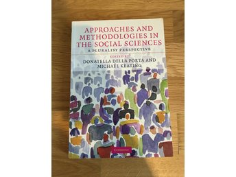 Boken: Approaches and Methodologies in the Social Sciences