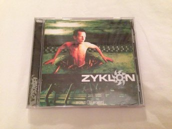 Zyklon - World of Worms CD 2001 Emperor/Satyricon/Darkthrone/Thorns/Mayhem