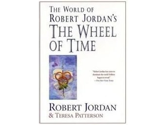 The World of Robert Jordan's The Wheel of Time (bok fantasy scifi geek nerd game