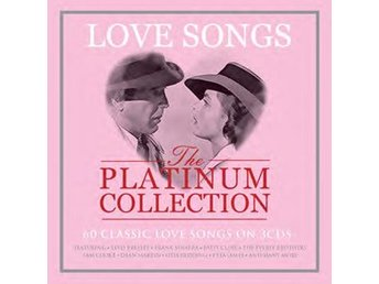 Love Songs / The Platinum Collection (Digi) (3 CD)