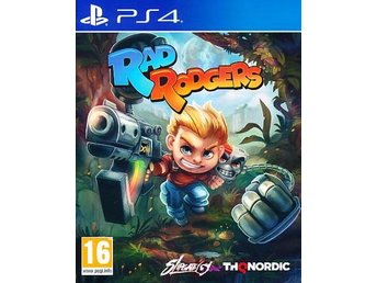 Rad Rodgers PS4 (PS4)