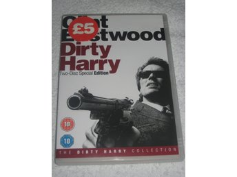 DIRTY HARRY 2 DISC (SWEDISH TEXT)