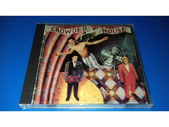 CROWDED HOUSE - s/t + COCK ROBIN - first love/last rites -    (cd)