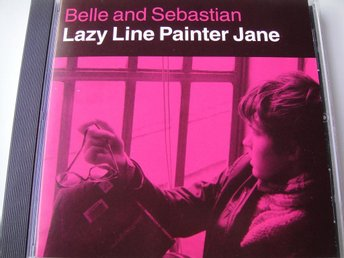 BELLE AND SEBASTIAN Lazy line Painter Jane CD MAXI TOPPSKICK!!!