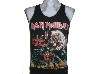 TANK TOP: IRON MAIDEN  (Size XL)