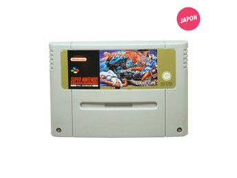 Street Fighter II (SCN / SNES)