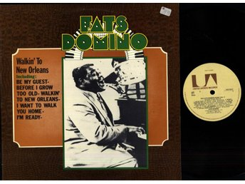 FATS DOMINO - WALKIN' TO NEW ORLEANS
