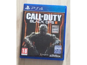 CALL OF DUTY BLACK OPS 3 för ps 4