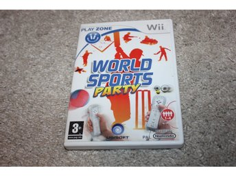 World Sports Party - Nintendo Wii