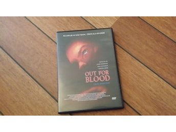 DVD - OUT FOR BLOOD