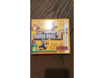 Nintendo 3DS Super Mario Bros 2