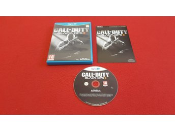 CALL OF DUTY BLACK OPS 2 II till Nintendo Wii U