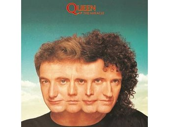 Queen: The miracle 1989 (2011/Rem) (CD)