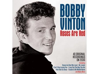 Vinton Bobby: Roses are red 1959-62 (2 CD)