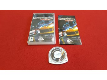 NEED FOR SPEED UNDERGROUND RIVALS till Sony PSP