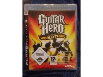 Guitar Hero -  World Tour  - PS3