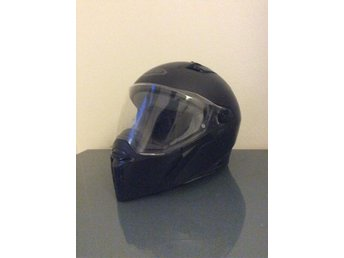 Moped/Mc  hjälm Caberg Stunt Matt Black (M)